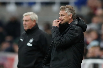 Ole Gunnar Solskjaer admits Manchester United will struggle to make the top six if their current poor form continues.