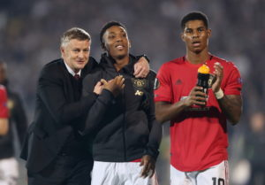 Ole Gunnar Solskjaer could lead Manchester United to Europa League glory.