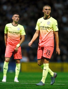Teenage central defender Taylor Harwood-Bellis will be handed an improved contract by Manchester City in the next few weeks, club sources have indicated.