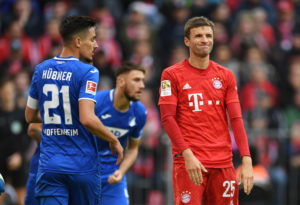 Chairman Karl-Heinz Rummenigge does not believe Thomas Muller will leave Bayern Munich in January despite him being unhappy over his lack of playing time.