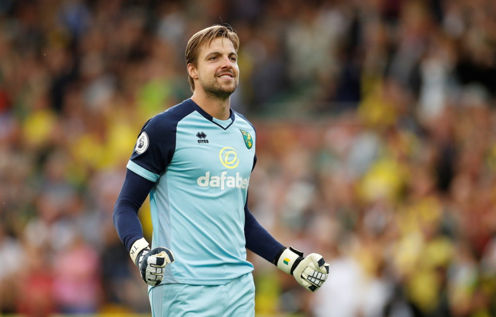 Norwich have been boosted by the return of Mario Vrancic, Tim Krul, Alex Tettey and Onel Hernandez to first-team training this week.