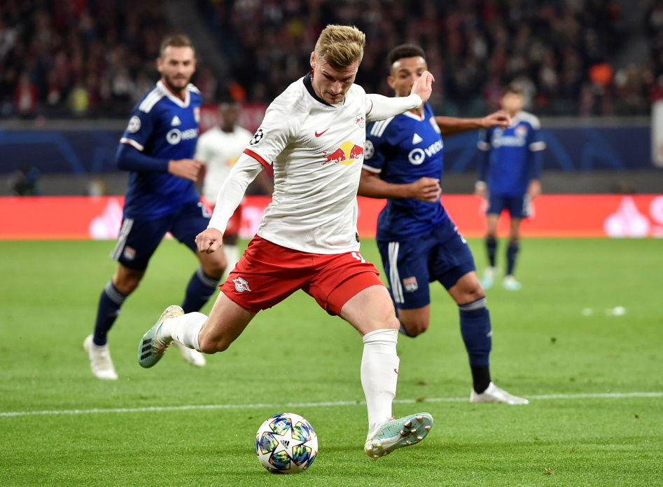 RB Leipzig coach Julian Nagelsmann says his side paid the price for failing to take their chances as they slipped to a 2-0 defeat against Lyon.