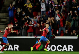 England lost their first qualification game in over a decade after Czech Republic came from behind to win Friday night's Euro 2020 Group A qualifier in Prague.