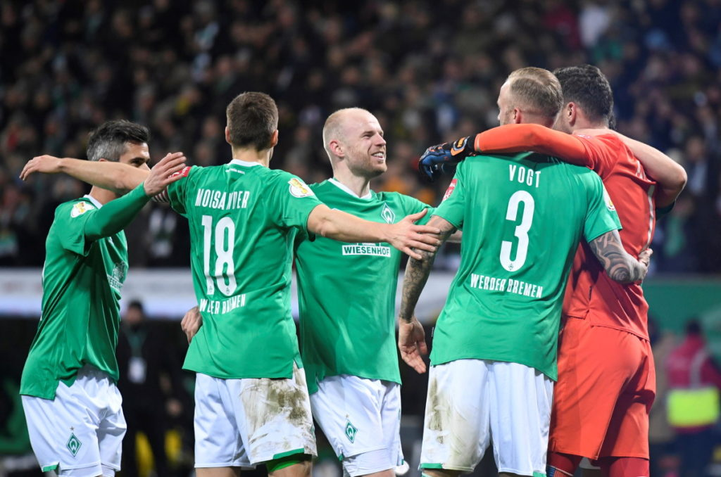 Defender blow for Bundesliga strugglers Werder | ClubCall.com
