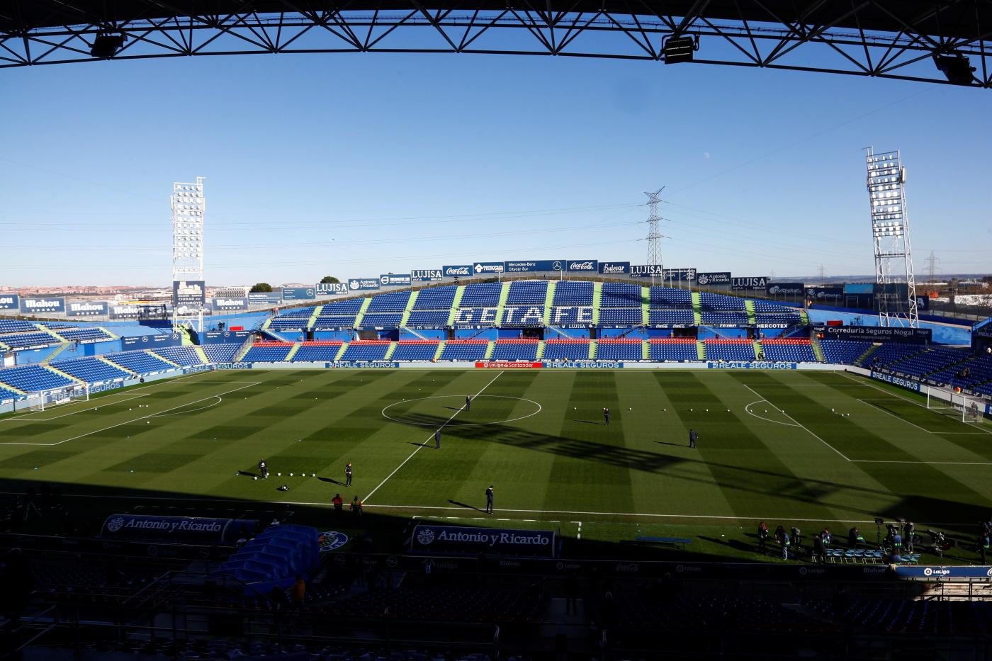 Getafe expecting Barca approach for Angel | ClubCall.com