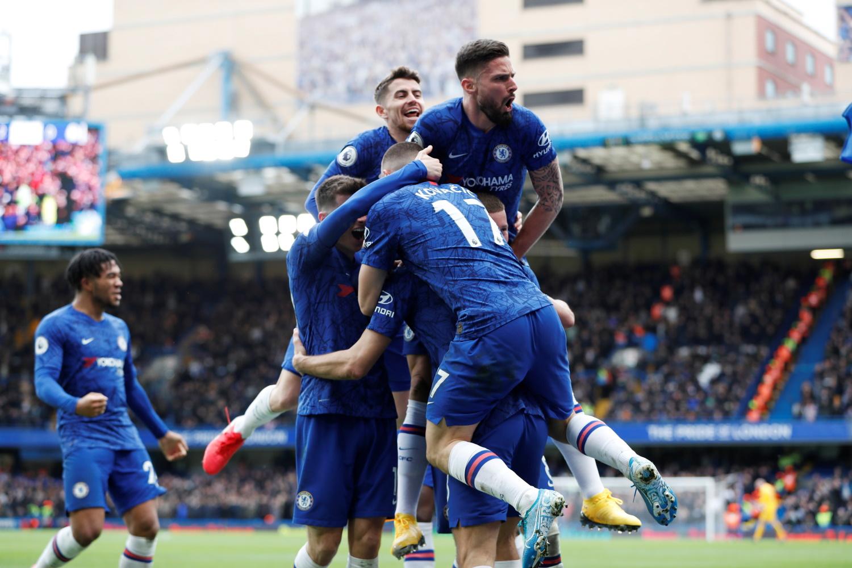 El Chelsea le gana el pulso al Tottenham (2-1)