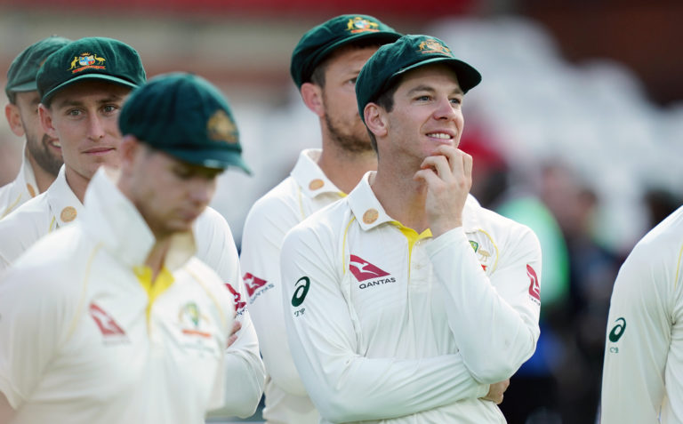 Tim Paine hopes cricket is back soon
