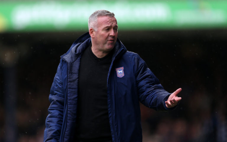 Southend United v Ipswich Town – Sky Bet League One – Roots Hall