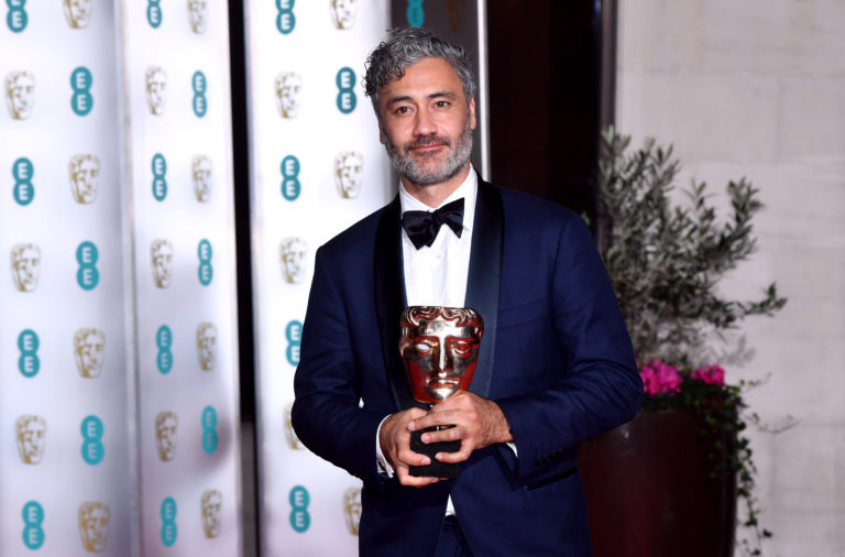 Taika Waititi has been working on a remake of Next Goal Wins (Matt Crossick/PA).
