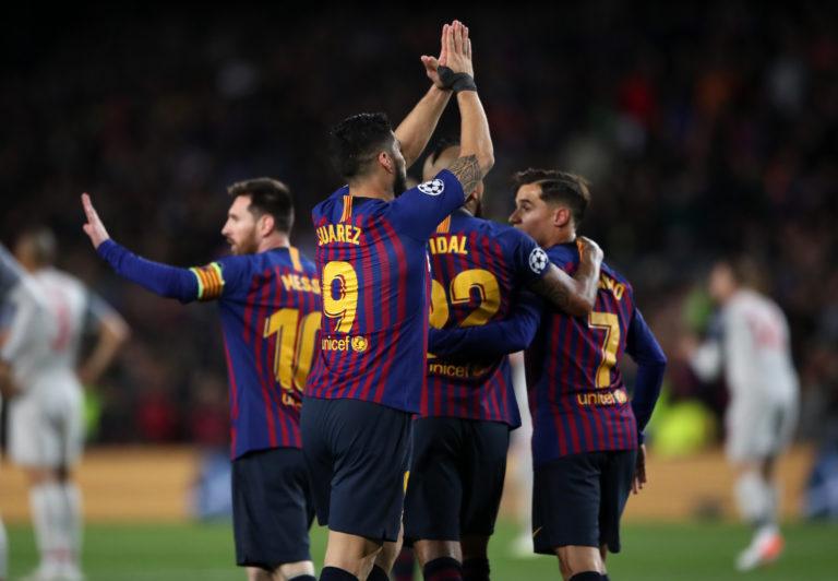 Barcelona's handling of 'Barcagate' has been criticised (Nick Potts/PA)