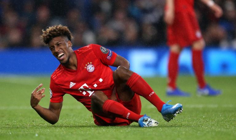 Tottenham Hotspur v Bayern Munich – UEFA Champions League – Group B – Tottenham Hotspur Stadium