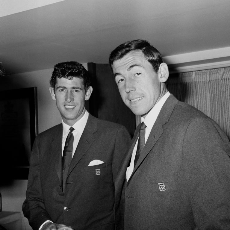 Peter Bonetti deputised for Gordon Banks in England's 1970 World Cup quarter-final against West Germany. He never played for his country again