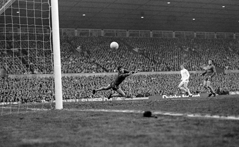 Peter Bonetti was known as 'The Cat'