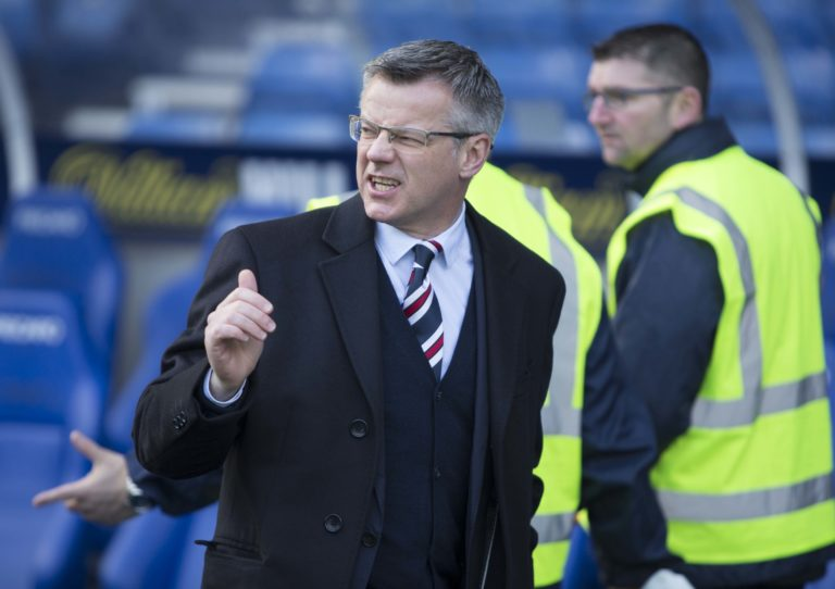 Stewart Robertson is on the Rangers and SPFL boards