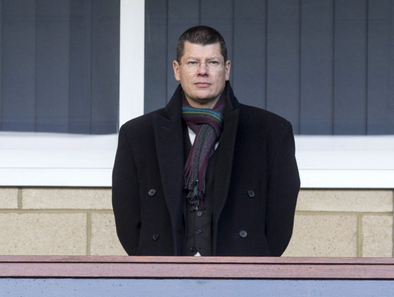 Neil Doncaster has come under criticism from Rangers