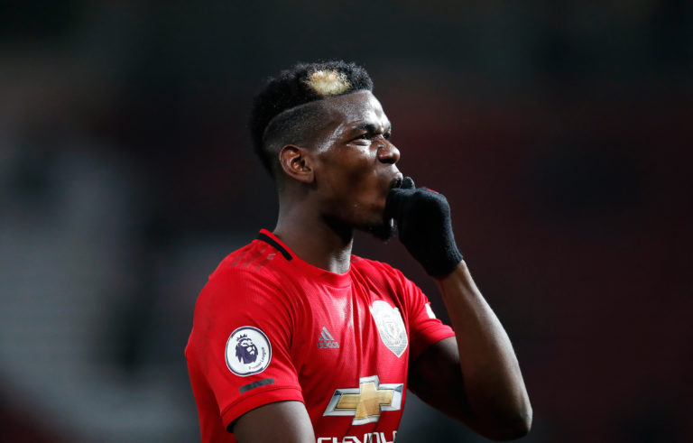 Pogba suggested he did not know who Souness was