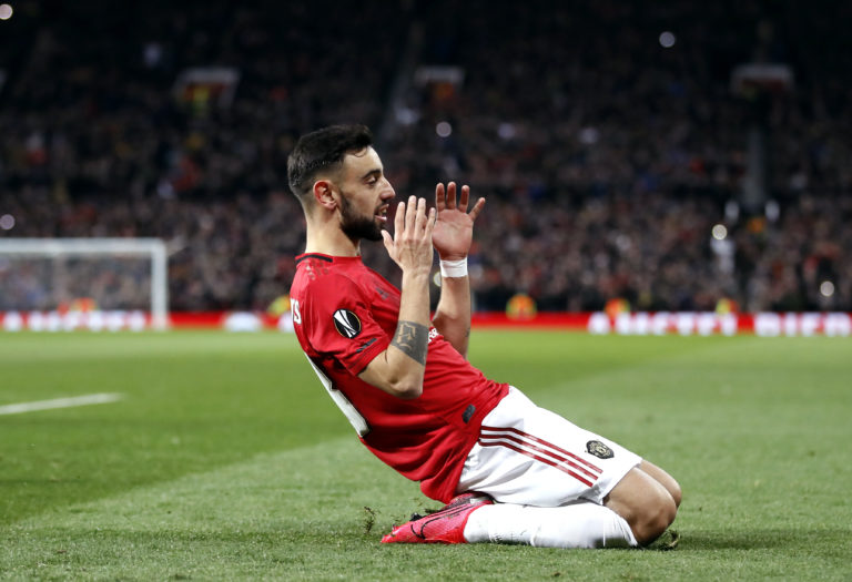 Bruno Fernandes has made a great start to life at Old Trafford