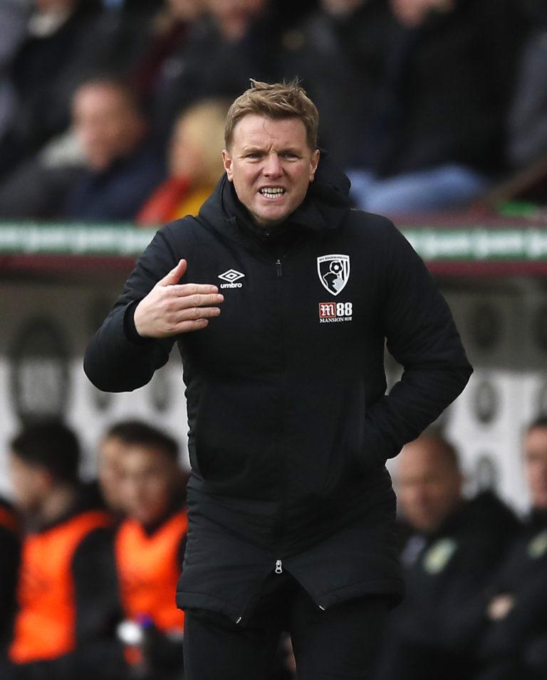 Burnley v AFC Bournemouth – Premier League – Turf Moor