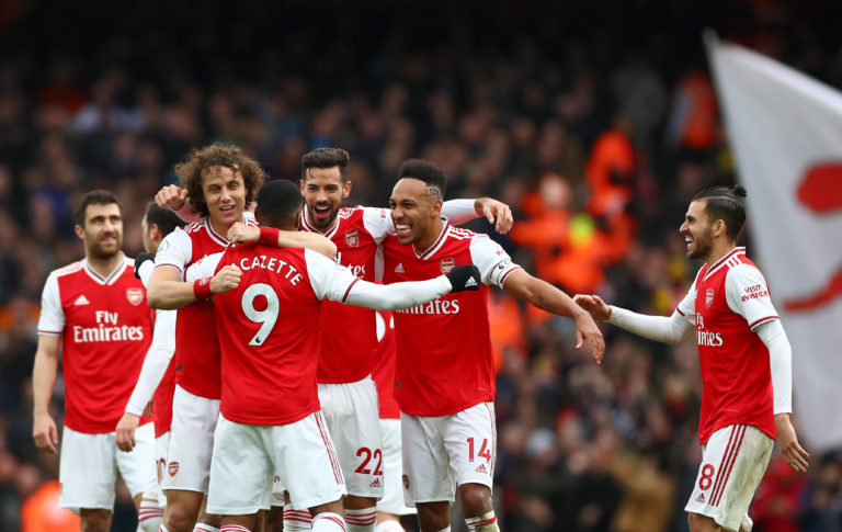 Arsenal's players are talking to the club about the coronavirus fallout