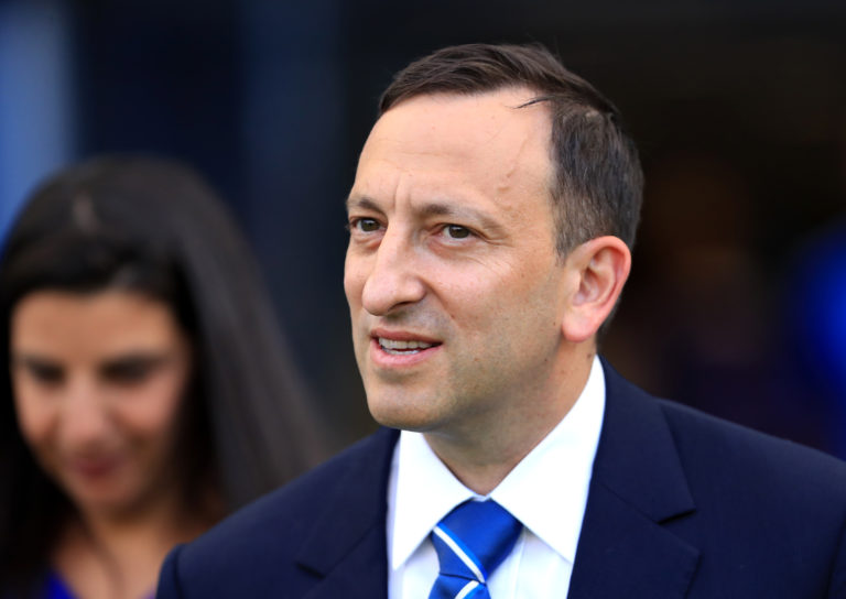 Tony Bloom became chairman of Brighton in 2009