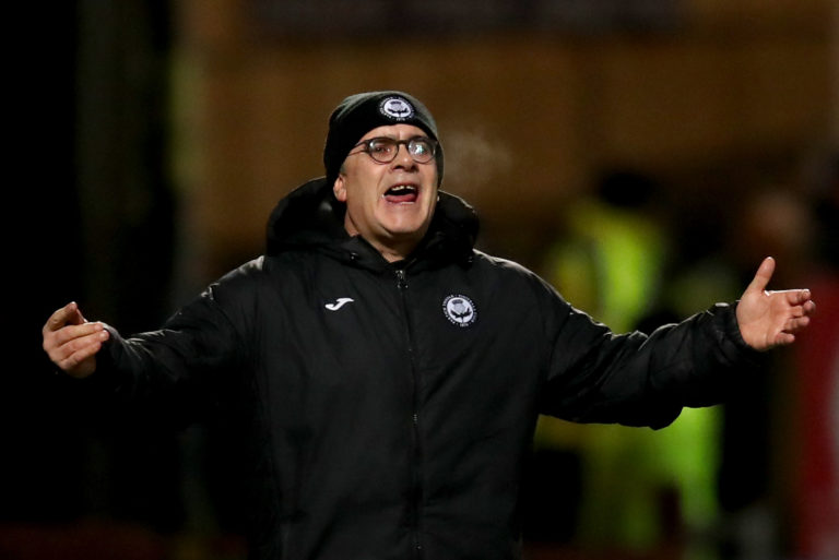 Ian McCall's side will be relegated to the Scottish League One as a result of the SPFL's resolution