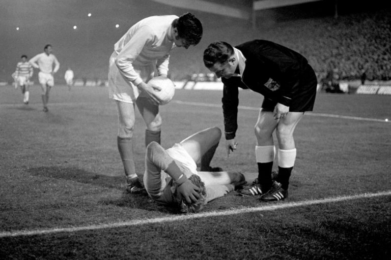 Soccer – European Cup – Semi Final Second Leg – Celtic v Leeds United