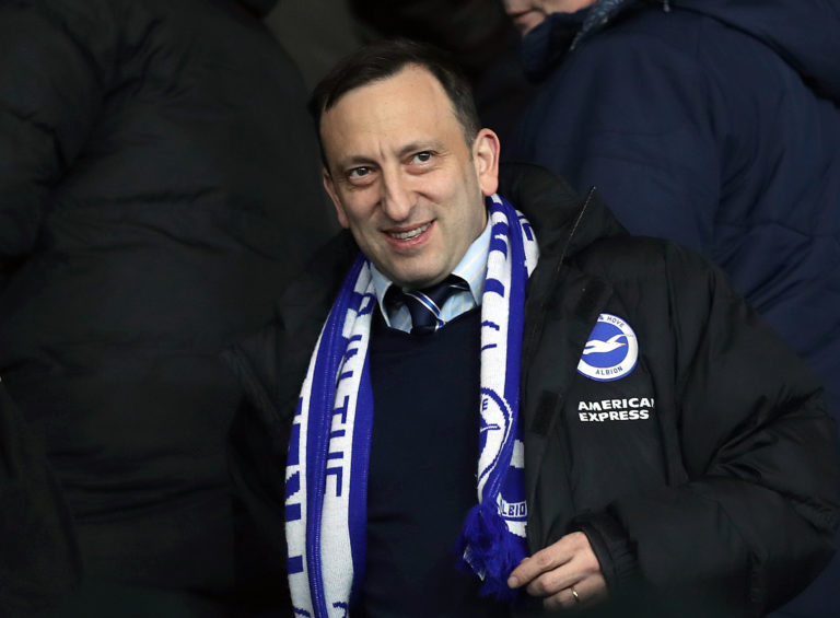 Tony Bloom File Photo