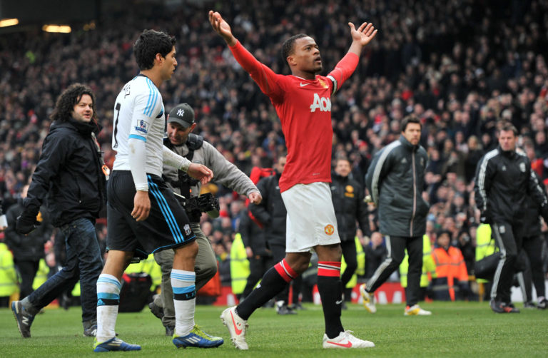 Suarez's rap sheet was lengthy before the Ivanovic incident, inclduing racist abuse of Patrice Evra