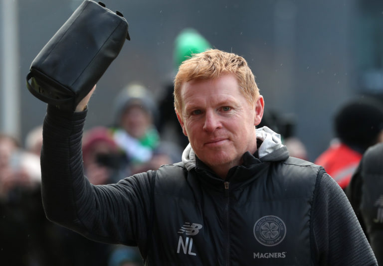 Neil Lennon praised his players' motivation