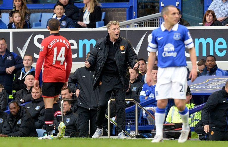 Soccer – Barclays Premier League – Everton v Manchester United – Goodison Park