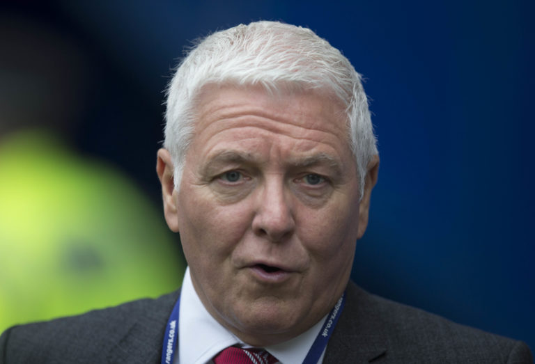 Les Gray is co-chair of the SPFL Reconstruction Group