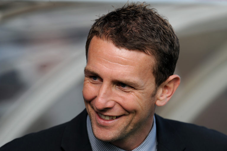Ian Baraclough has been installed as bookmakers' favourite