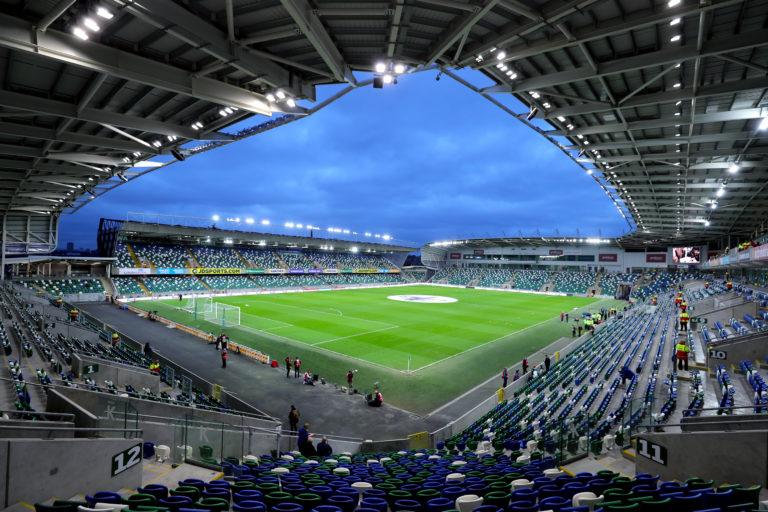 Northern Ireland v Estonia – UEFA Euro 2020 Qualifying – Group C – Windsor Park