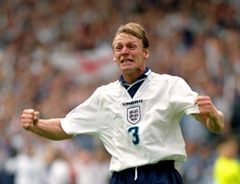 Euro 96 Pearce celeb 2