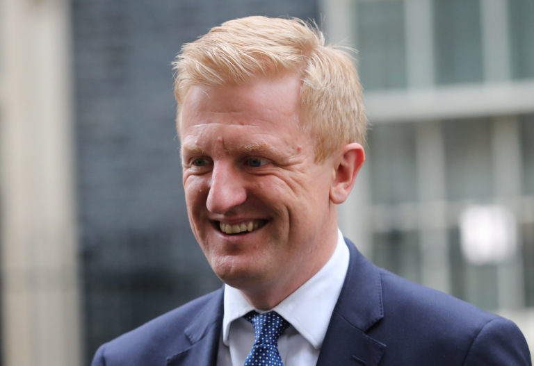 Culture secretary Oliver Dowden has previously said the Newcastle takeover is a matter for the Premier League, not the Government