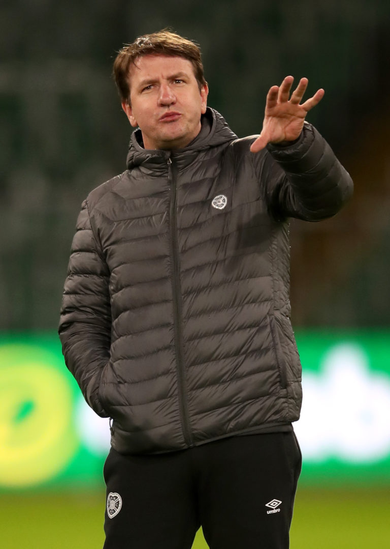 Celtic v Heart of Midlothian – Ladbrokes Scottish Premiership – Celtic Park