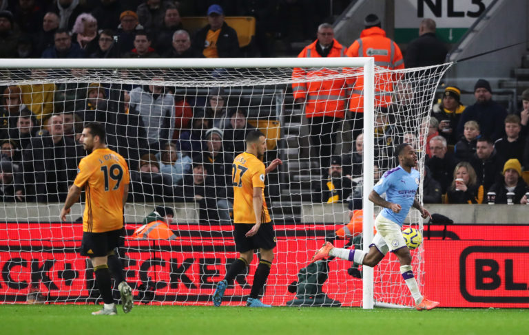 Sterling had not scored since December when the Premier League season was suspended