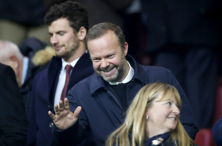 United executive vice-chairman Ed Woodward addressed a Fans Forum on Friday