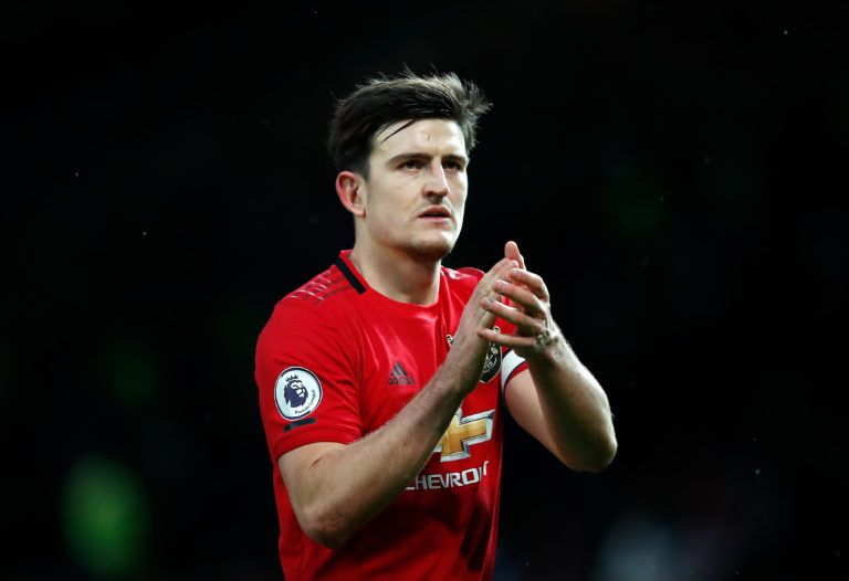 Manchester United made Harry Maguire the most expensive defender in history last summer