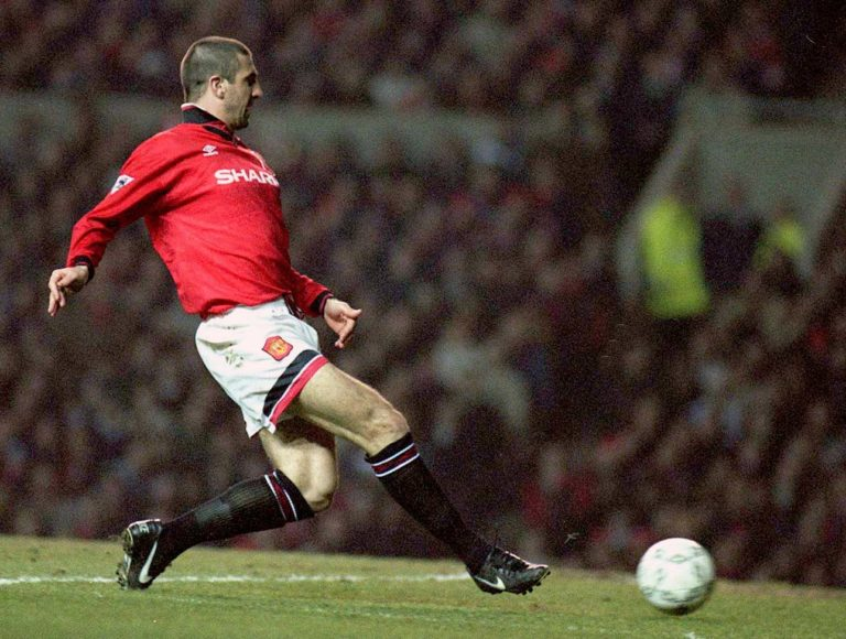 Eric Cantona was the catalyst for Manchester United's domination in the 1990s