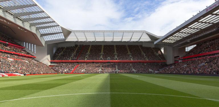 Anfield Redevelopment Handout Photo