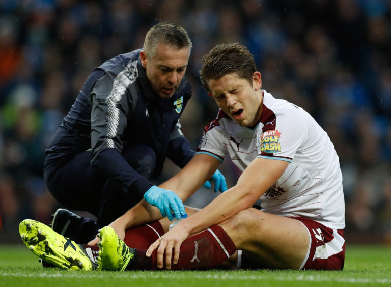 Premier League physiotherapists will be wary of expecting too much from players (Martin Rickett/PA)