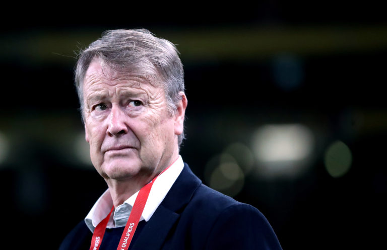 Age Hareide's contract will expire in the summer