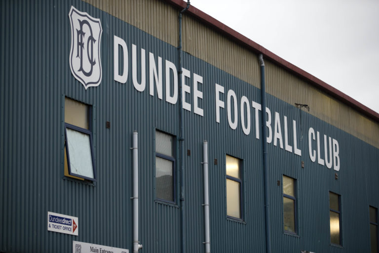 Dundee changed their mind