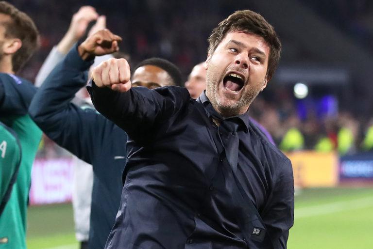 Pochettino led Spurs to the Champions League final