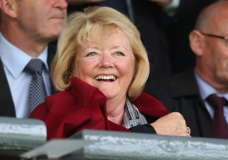 Hearts owner Ann Budge is co-chairing the task force
