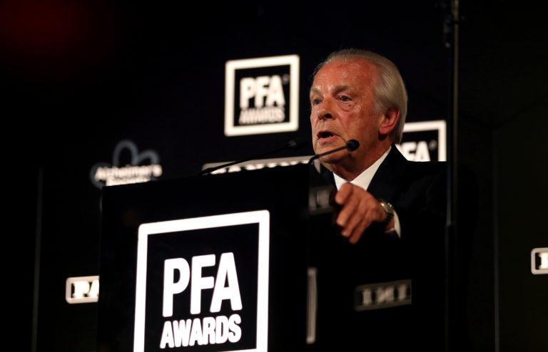 PFA chief executive Gordon Taylor is a divisive figure
