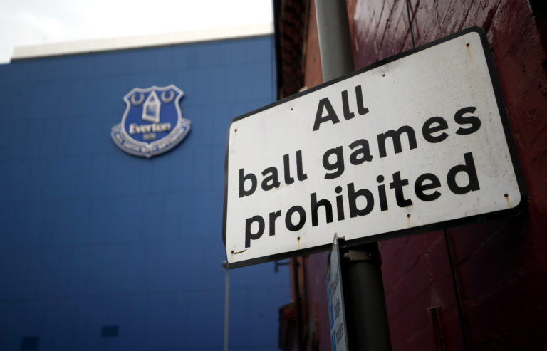 The Premier League has been suspended since March 13