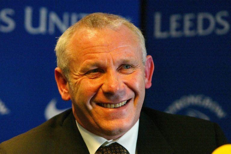 Peter Reid got the Leeds job on the back of the win