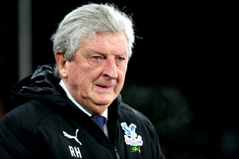Crystal Palace boss Roy Hodgson will be 73 in August